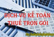 Dịch vụ kế toán thuế chuyên nghiệp tại Hải Phòng