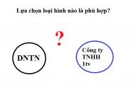Lựa chọn Doanh nghiệp tư nhân hay công ty TNHH?